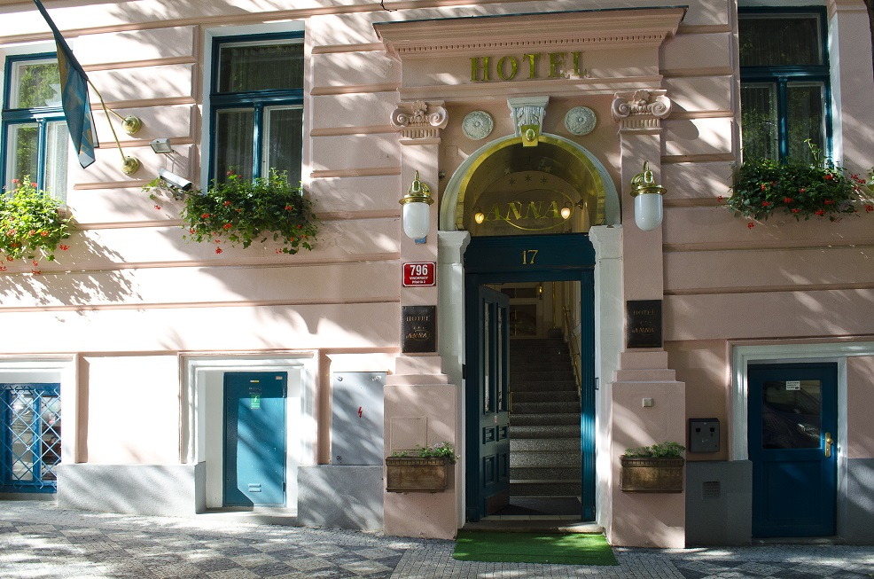 3-star hotel in Prague Vinohrady