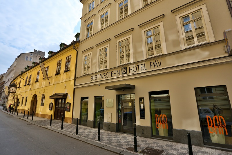 3-star hotels in the centre of Prague